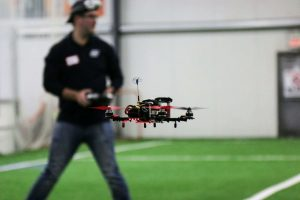 Drón verseny