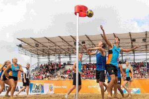 Strand korfball